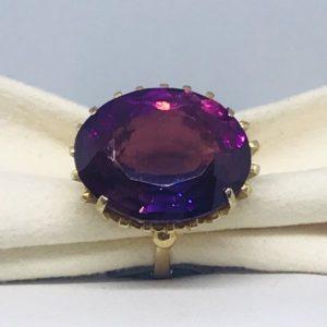 anello ametista gioielli torino