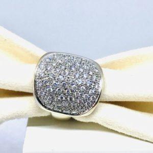 anello oro con pietre preziose gioielli torino