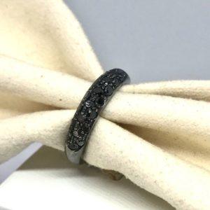 anello con opali gioielli torino