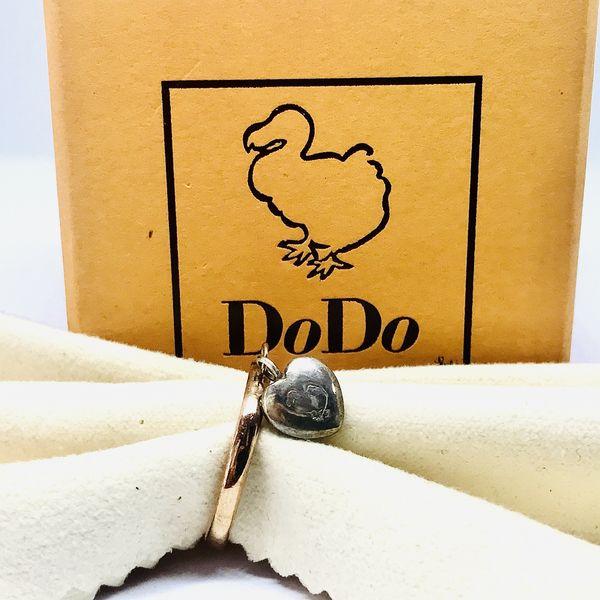 Anello Dodo Pomellato 9 ct e ciondolo