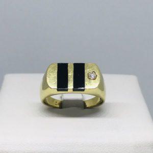 anello con pietre gioielli torino