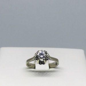 anello con diamante gioielli torino