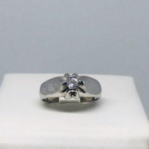 anello 1 pietra preziosa gioielli torino