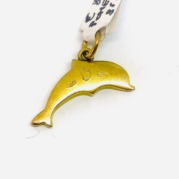 ciondolo a forma di delfino gioielli torino
