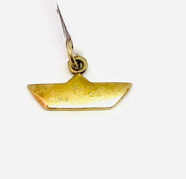 ciondolo a forma di barchetta gioielli torino