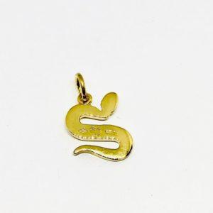 ciondolo a forma di serpente gioielli torino
