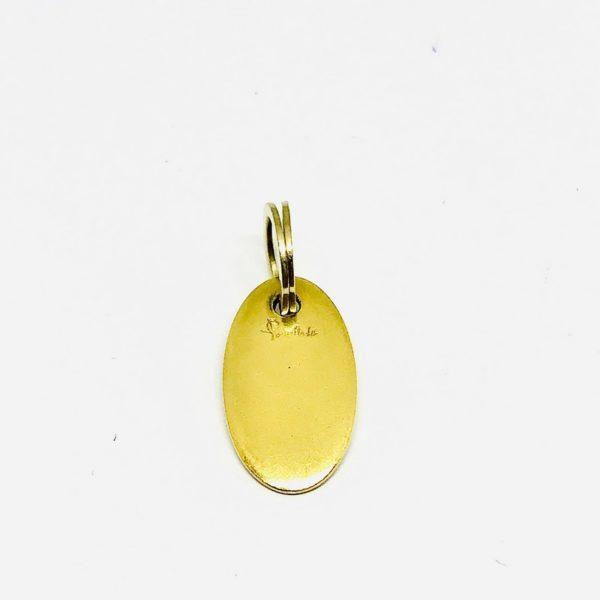 ciondolo a forma ovale gioielli torino