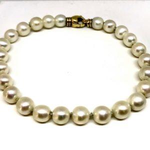 bracciale con perle gioielli torino