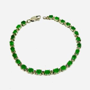 bracciale con smeraldi gioielli torino