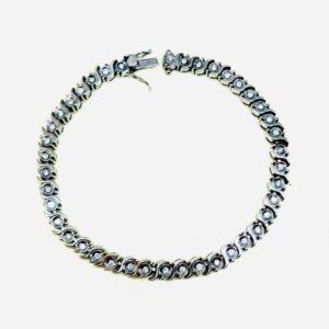 bracciale oro con diamanti gioielli torino