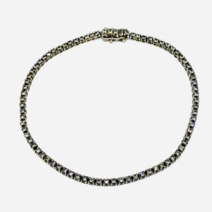 bracciale oro bianco gioielli torino