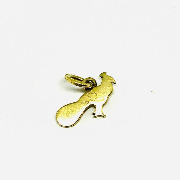 ciondolo a forma di uccello gioielli torino
