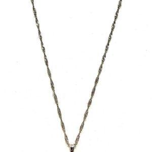collana con pietra rossa gioielli torino