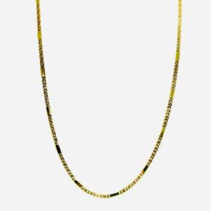 collana oro piatta gioielli torino