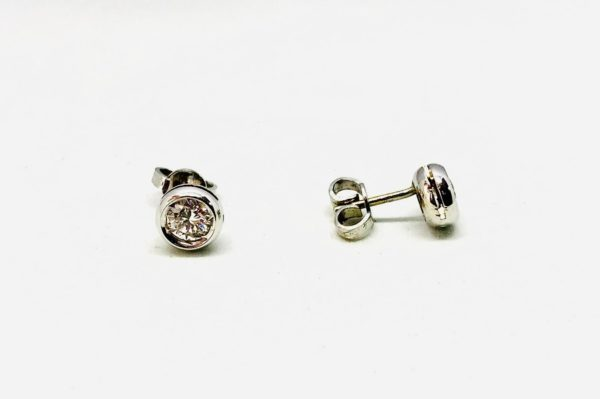 orecchini con diamanti gioielli torino