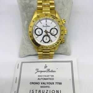 orologio in oro gioielli torino