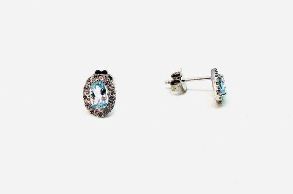orecchini con pietre gioielli torino