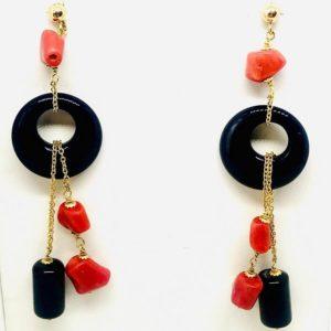 orecchini con pendenti gioielli torino