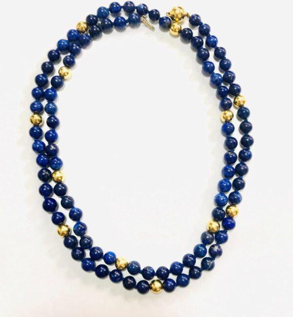 collana in lapislazzuli offerte d'oro gioielli torino