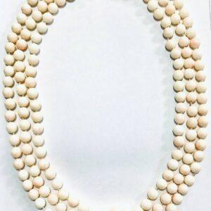 collana in corallo con ganci in oro giallo 18 carati e diamanti offerte d'oro gioielli torino