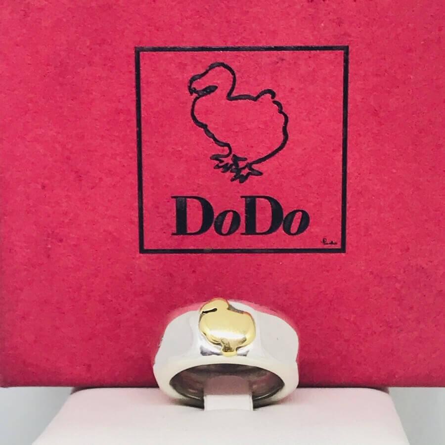 Anello Dodo Pomellato