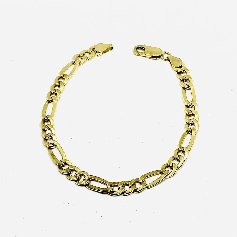 Bracciale oro giallo 18 carati