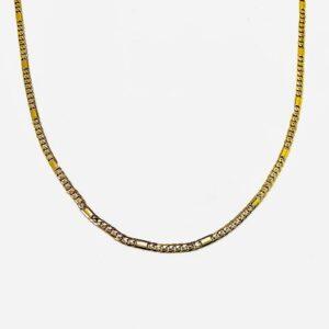 collana in oro giallo gioielli torino offerte d'oro
