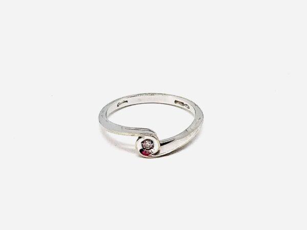 anello solitario con diamante gioielli torino offerte d'oro