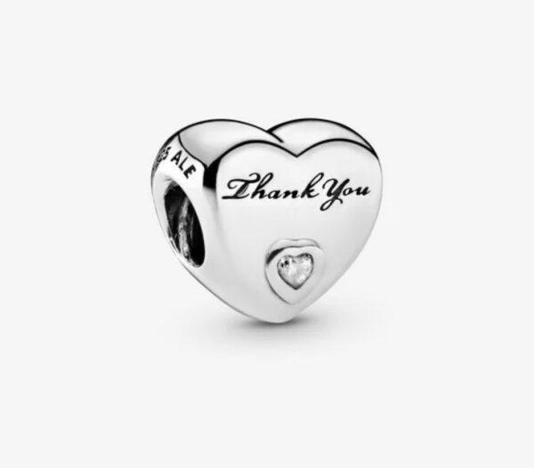 charm a forma di cuore con scritta incisa gioielli torino offerte d'oro
