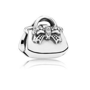 charm in argento a forma di borsa gioielli torino offerte d'oro