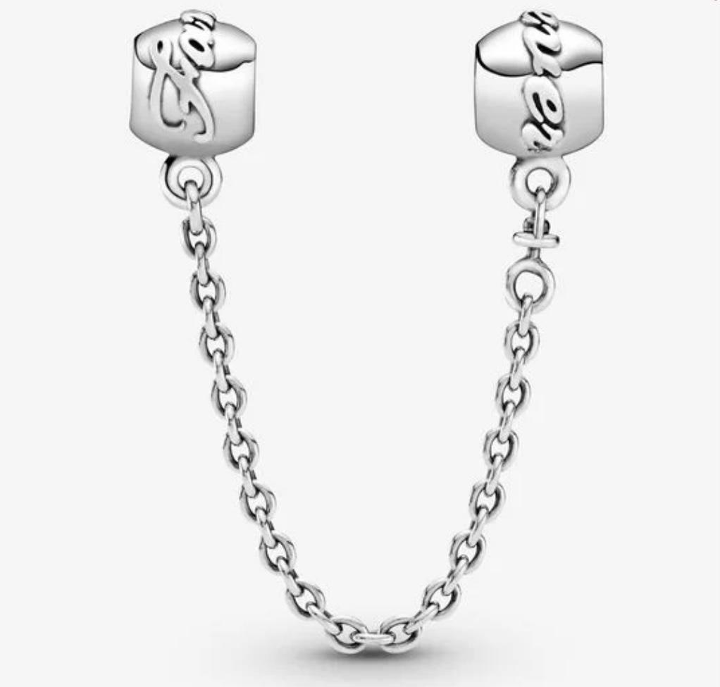 Charm Pandora doppia catena