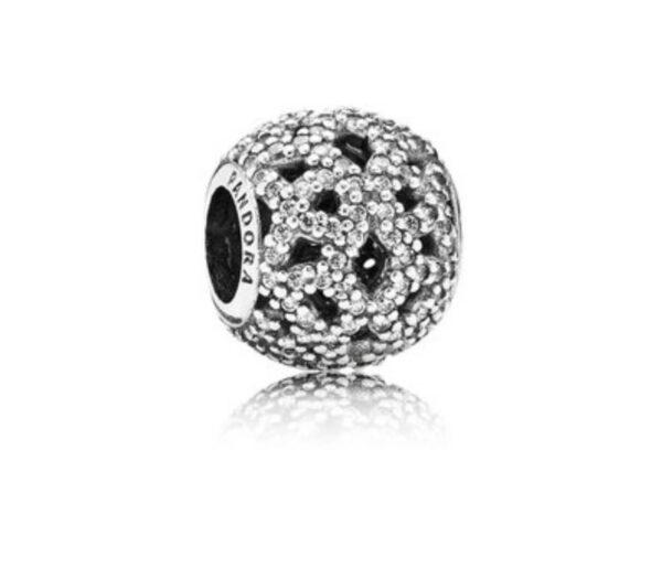 charm costellazione con strass in argento gioielli torino offerte d'oro